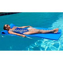 Vinyl coated foam pool lounge china pools Recreation Swimming FOAM POOL FLOAT