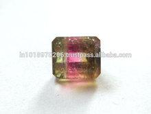 Natural Tourmaline Bayo Square Cut Loose Gemstones