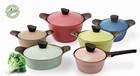 Korea Die Casting Aluminum Non Stick Excellent Ceramic Coating Cookware