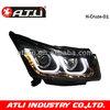 High Quality 12V Bi-xenon Auto LED Head Lamp for Chevrolet Cruze 2010-2013