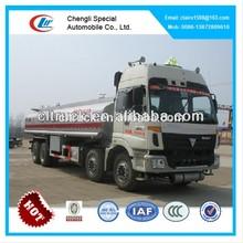 Foton 8*4 oil transporting truck