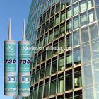 aquarium silicone adhesive sealant construction material
