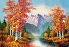 High definition 3d lenticular photos of scenery