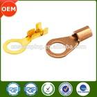 Custom Hardware Stamping Copper Brass Ring Terminal