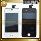 Timeway high copy for iphone 4 lcd back cover screen