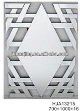 Diamond Mirror Glass Acrylic Mirror