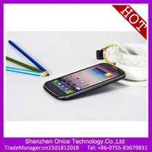 cheap nfc mobile phone M5N with 1GB ram 4GB rom 5 inch dual-sim nfc phone