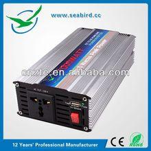 1000W 12v power inverter pure sine 1200 watt power inverter 110v/230v with CE & ROHS