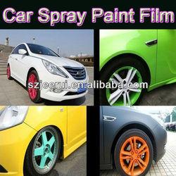 High Quality Peelable Plasti Dip,waterproof acrylic spray paint,car plastic rubber coating