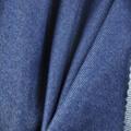"""66"""" 190g/sqm amplia de punto de algodón poliéster mezcladas de tela de mezclilla"""