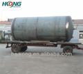 de acero inoxidable del tanque de almacenamiento