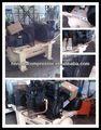 140CFM 145PSI Hengda alta presión compresor sabroe