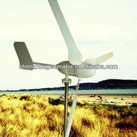 EW400W wind generator productive enterprise