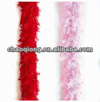 beautiful fluffy feather boas hot sale