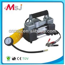 air compressor 12v double portable air compressor tire inflator air pump