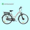 250W 36V 10AH li-ion battery e-bike with Pedals/throttle bar