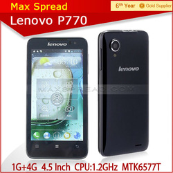 lenovo p770 1gb ram 4gb rom dual sim lenovo mini cellular phone