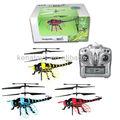 Plus récent 4.5ch rc hélicoptère dragonfly télécommande