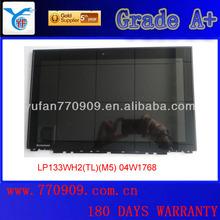 X1 AND X1 HYBRID laptop screen 1366*768 LP133WH2(TL)(M5)04w1768