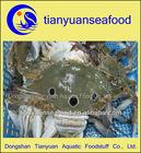 High quality frozen three spot crab(Portunus Sanguinolentus)