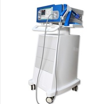 Extracorporeal acoustic Shock Wave Therapy for medical physiotherapy treatment