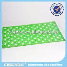 footprint massage rubber anti-slip shower mat