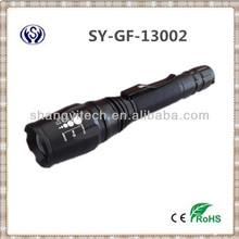 Cree xml t6 gun mount zoom led hunting lights