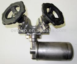 mechanical steam traps