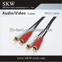 2 RCA to 2 RCA cable VGA RCA