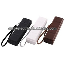 USB Universal External Portable power bank 2200 for cell phone