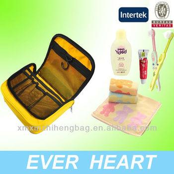 Washing bag, sponge bag for travelling packing cubes of travel