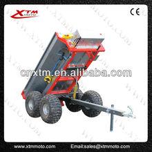 XTM OD-12 Hydraulic Pump Trailer