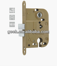 Mortice lock body series nordic 1 zamak key