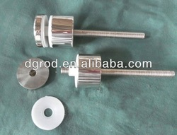 OEM aluminum cap screw hardware metal product electronis stainless steel copper brass anodize