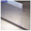 Wholesale Supermarket shelf channel PVC strip