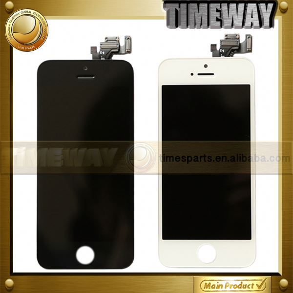 Timeway Best price lcd display digitizer for apple iphone 5