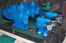 positive displacement pump LQ3A Stainless steel rotor pump (Lobe pump) for milk, ice cream / food stage -30DegC~200DegC