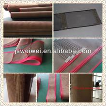 veik ptfe conveyor belt rough high tem