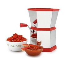 Manual STAINLESS STEEL CHILLI & DRY FRUIT CUTTER SMALL