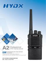 Handy Talkie HYDX A2 2014 Professional Radio