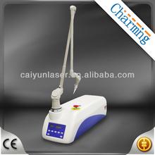Klinik nutzen 15w medizinische co2-laser schneidemaschine mit ce