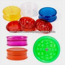 plastic weed grinder