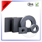 High performance ferrite magnet blocks