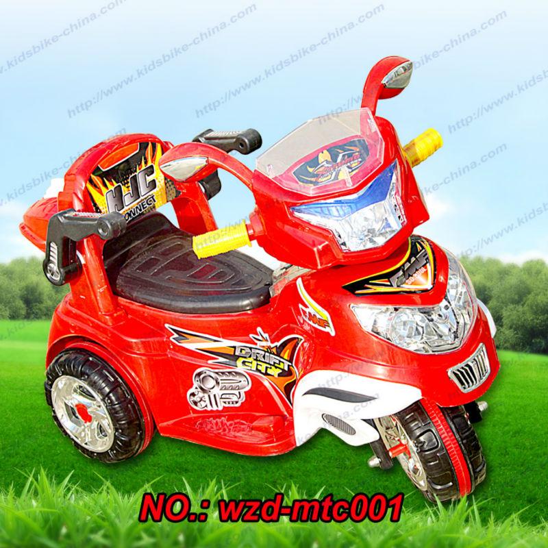 Remote Control Baby Motorcycle car