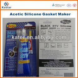 High-temp resistance silicone gasket sealant China manufacturer,SGS,TUV