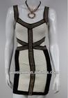 2014 newZhejiang jiaxing ladies sexy backless club wear brand dress