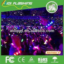 Hot selling remote control bracelet branded glow bracelet factory supply