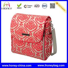 high quality Wholesale China Mummy Bag stylish Baby Shoulder nappy Bag