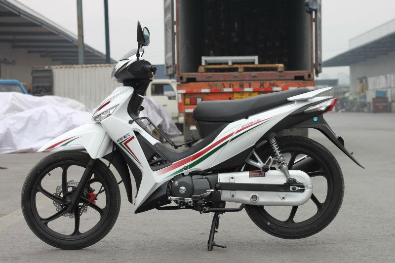 best-seller CUB 125cc motorcycle