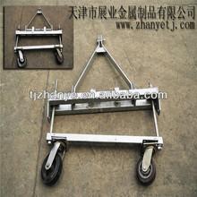 Heavy Duty Polyurethane Iron Core Scaffod Caster Wheel